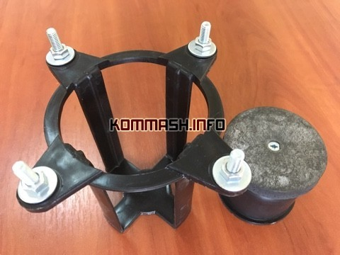 Клапан поплавковый в сборе АНМ-53 04.00.000 пластиковый стакан КО-503,505,520,522