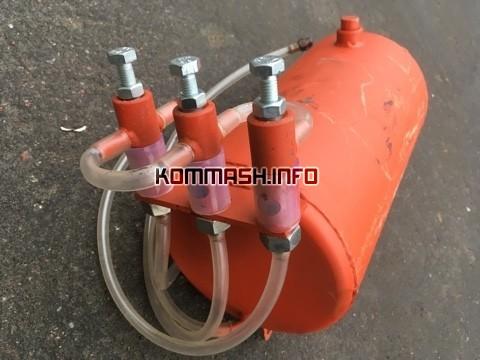 Система смазки КО-503В.02.14.300 вакуумного насоса