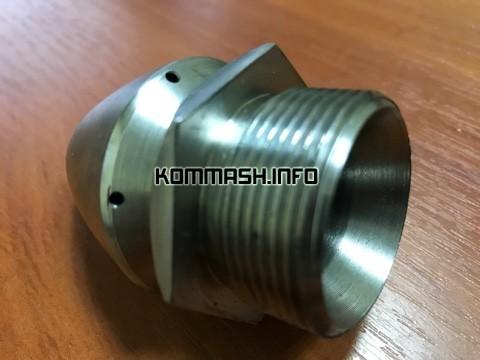 Головка размывочная КО-502.08.06.002 Z дюза каналопромывочная насадка