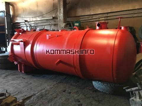 Цистерна КО-507АМ.21.01.000 Бочка