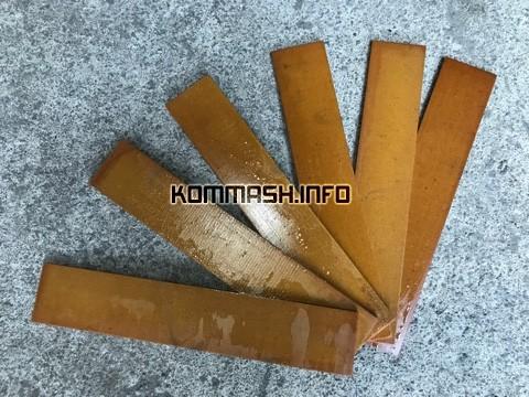 Лопатка КО-505А 02.15.105 пластина/лопасть