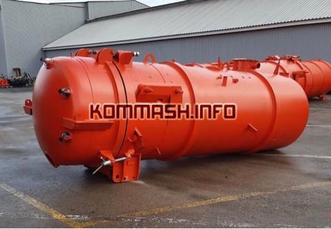Установка цистерны КО-507АМ.21.00.000Z купить | Коммаш-Сервис