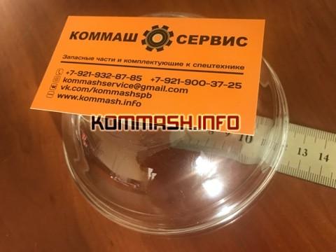 Стекло смотровое цистерны КО-522 Бочки 120 mm.