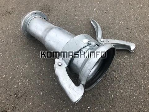 Переходник Perrot 100/75 мм